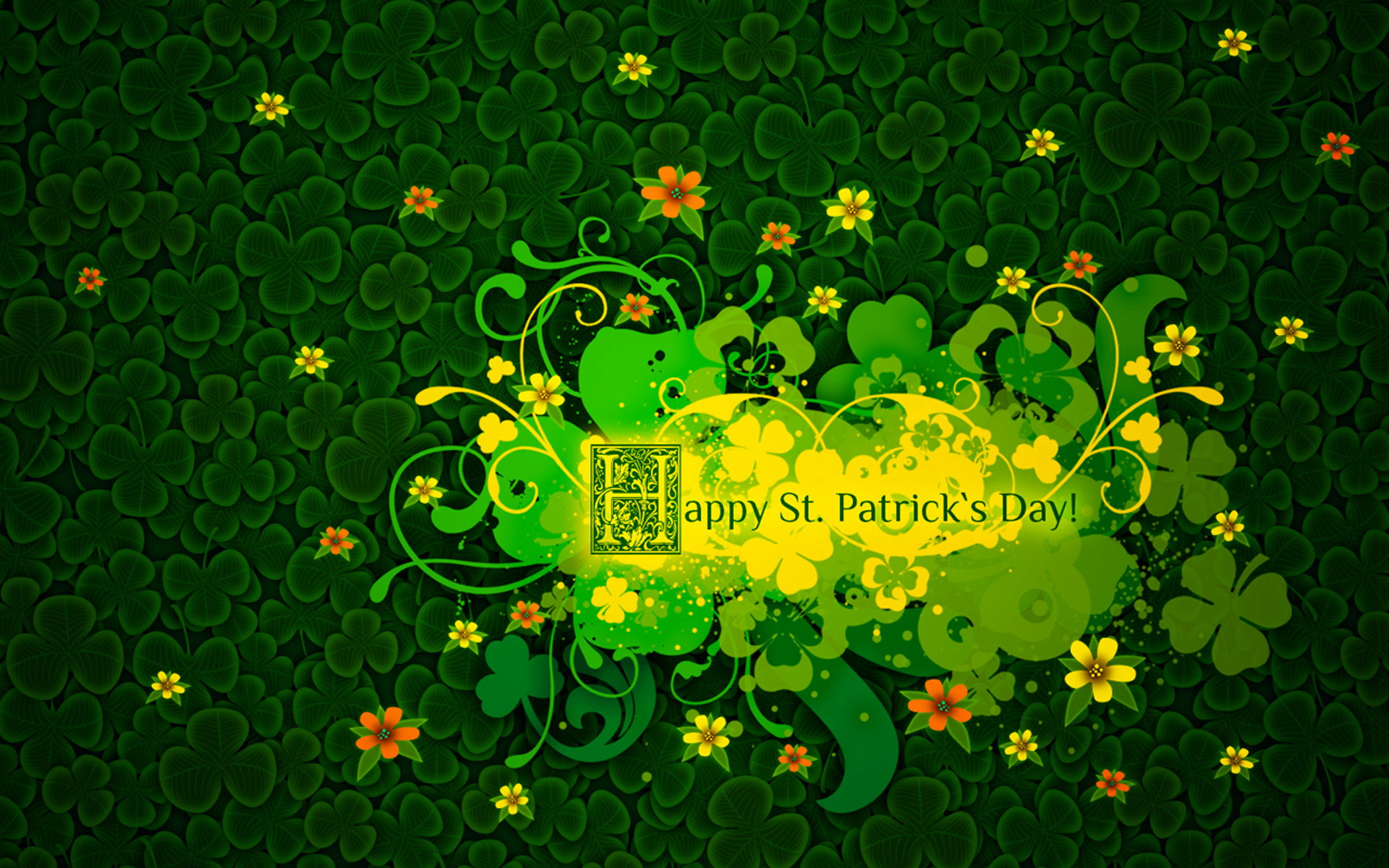 St Patrick's Day wallpaper - 1188218
