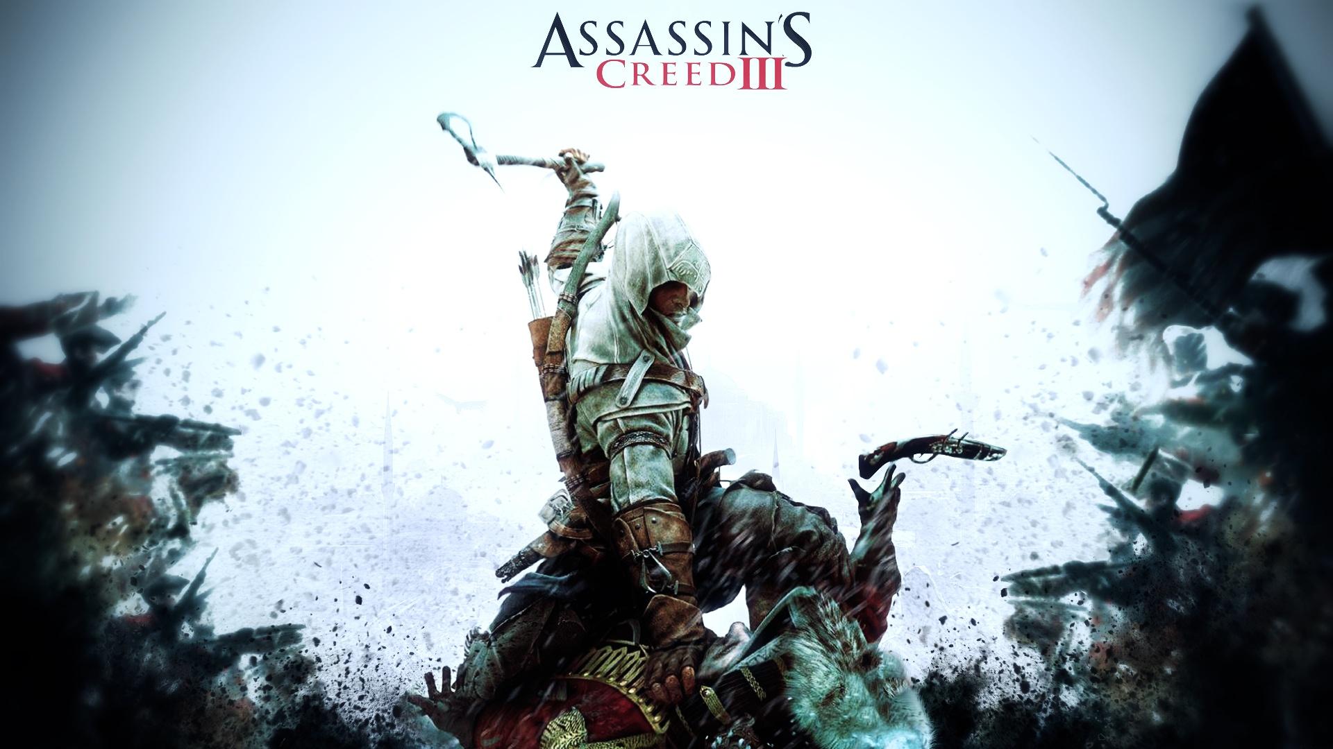 Assassins Creed 3 1920x1080 1920x1080