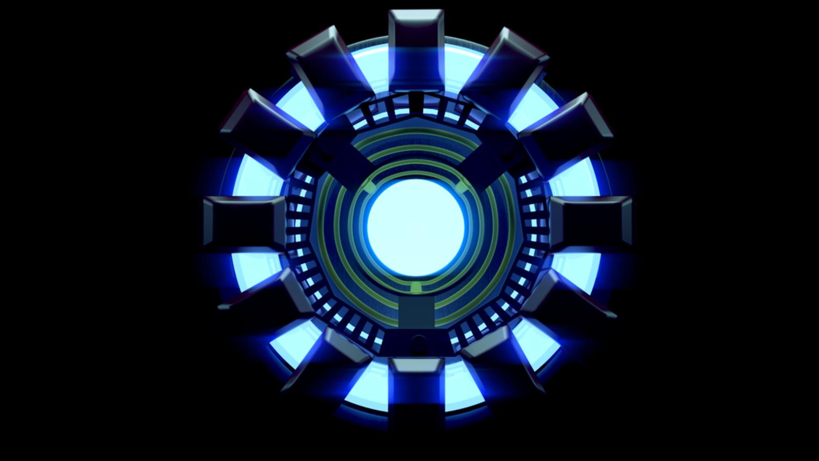 Arc Reactor Wallpaper HD - WallpaperSafari