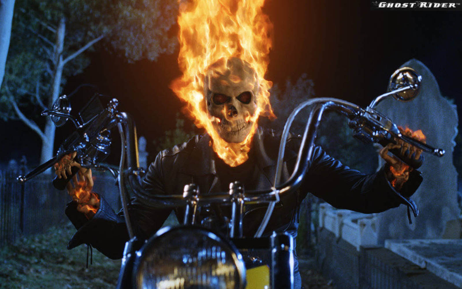 Ghost Rider Wallpapers 1600x1000