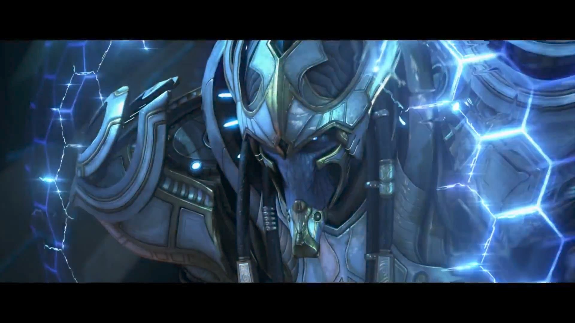 Starcraft Protoss Wallpaper posted by Michelle Thompson 1920x1080
