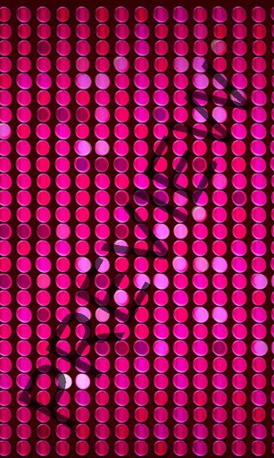 neon pink glitter sparkle Android background wallpaper and home lock 307x512