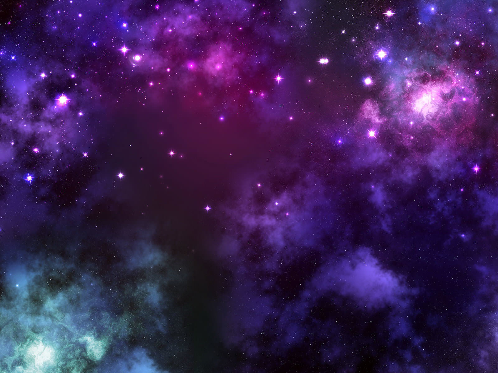 Outer Space Wallpaper 1600x1200