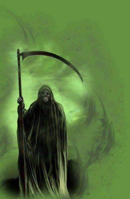 Badass Grim Reaper Wallpaper Wallpapersafari