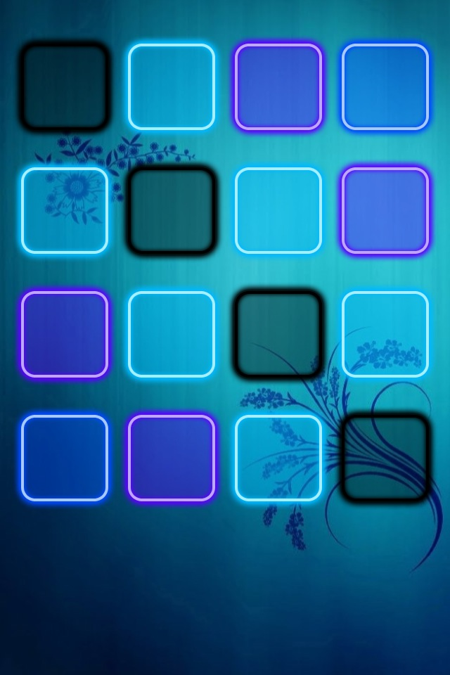 Blue Background Simply beautiful iPhone wallpapers 640x960