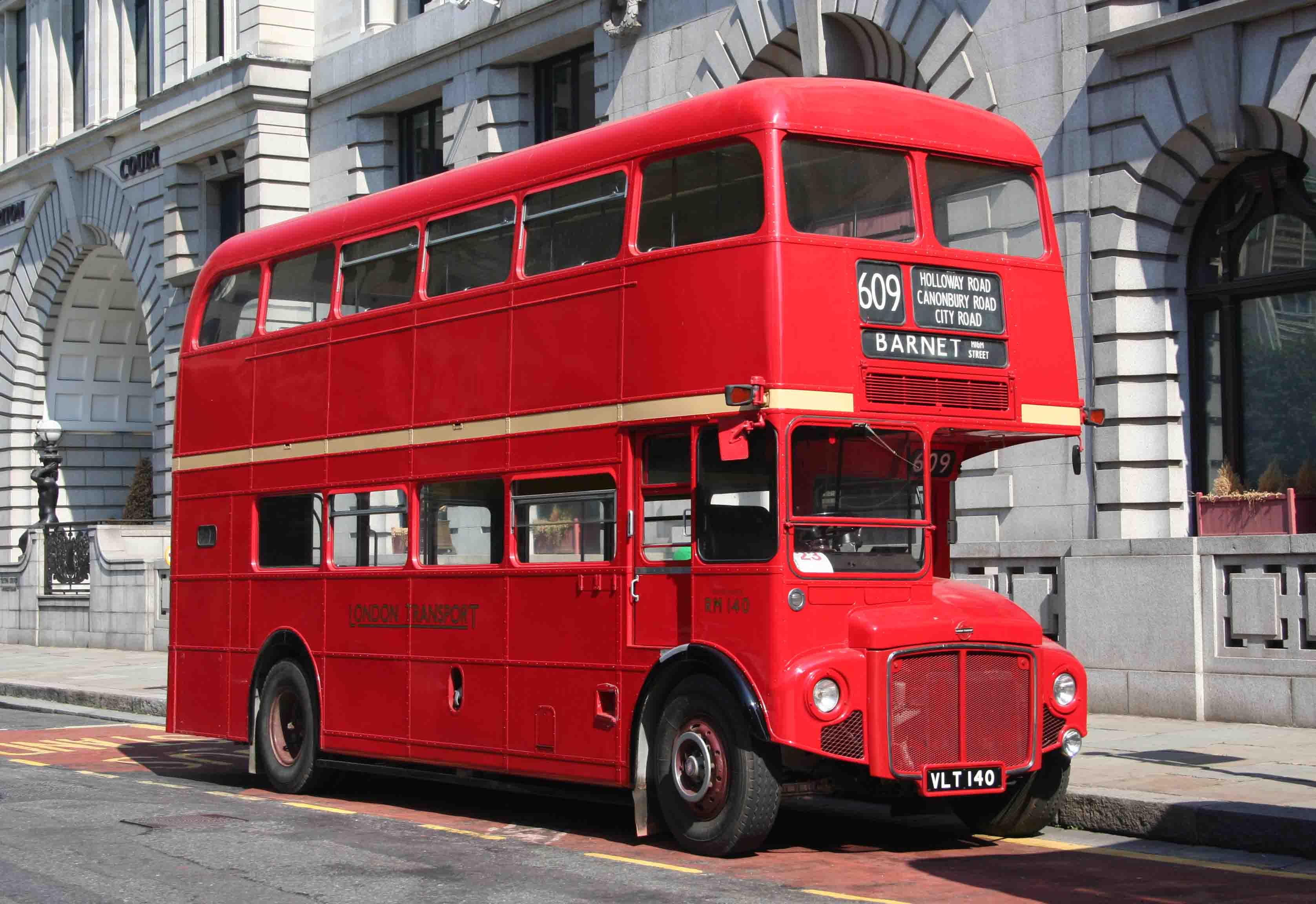 1959 AEC Routemaster bus   RM140   London Bus Museum 3354x2304