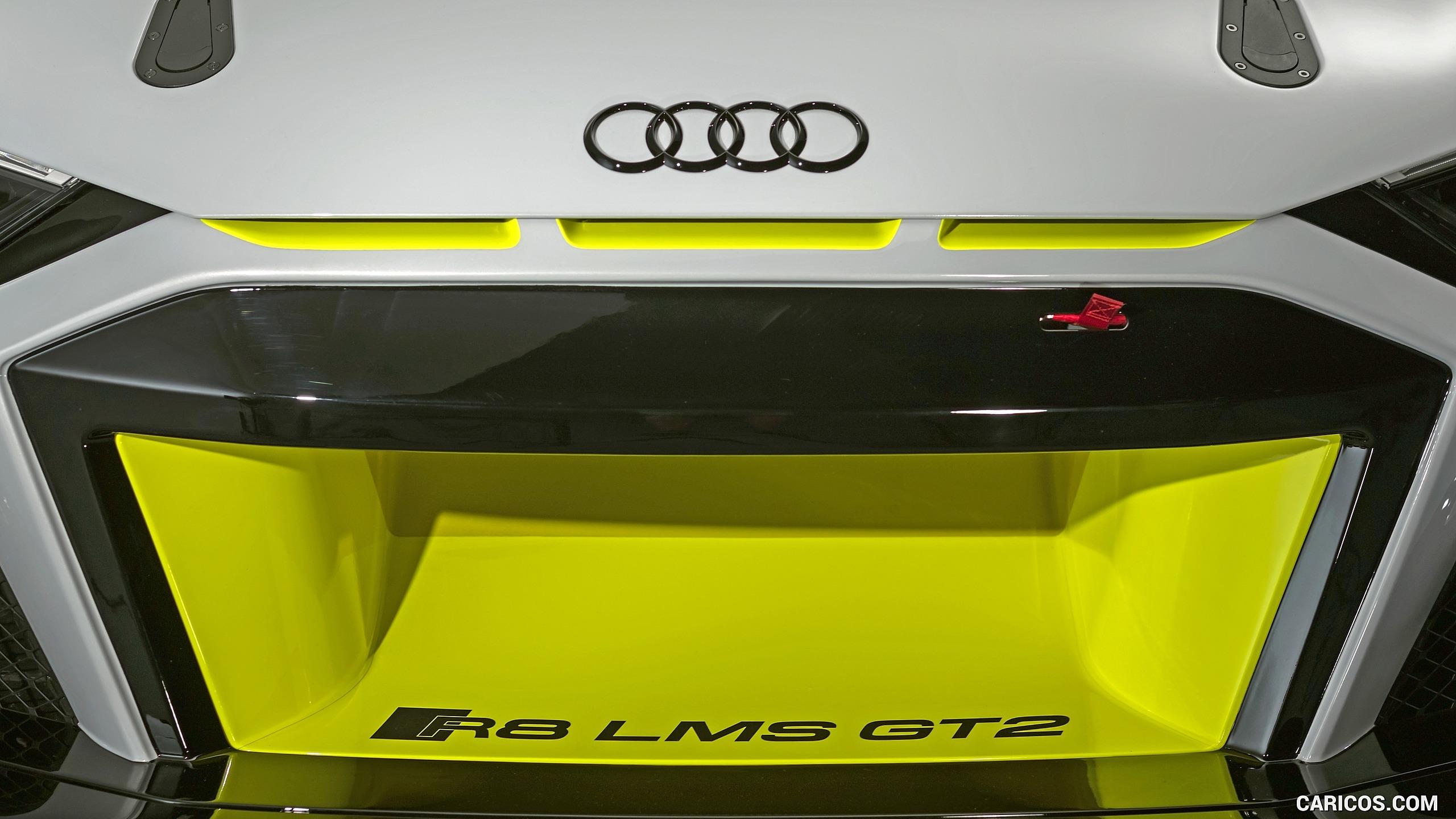 2020 Audi R8 LMS GT2   Grill HD Wallpaper 9 2560x1440