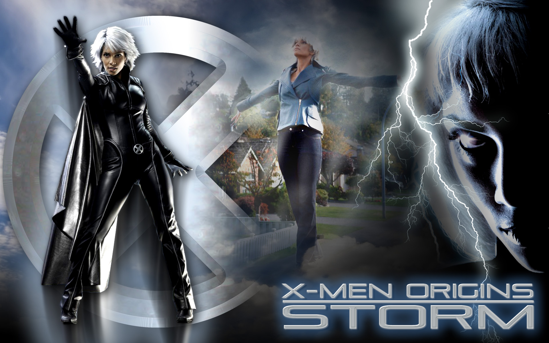 Men Storm Wallpaper X man storm x 1920x1200