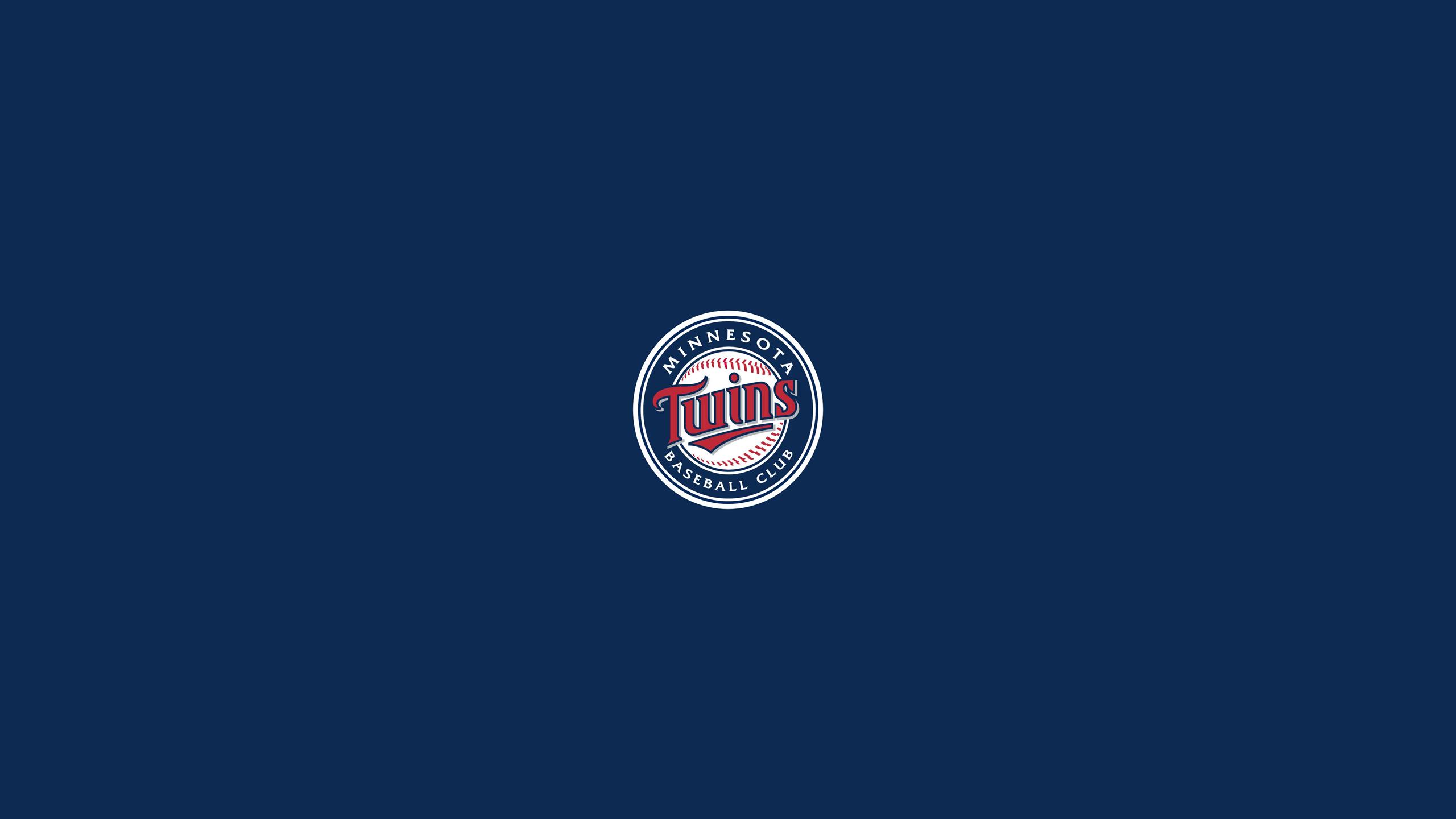 Minnesota Twins Wallpaper 2560x1440