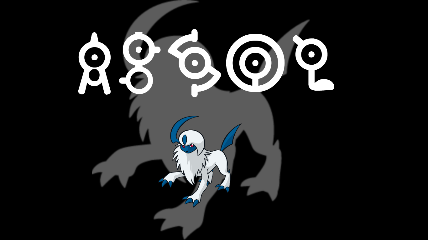 Absol Background by JCast639 on deviantART 1366x768