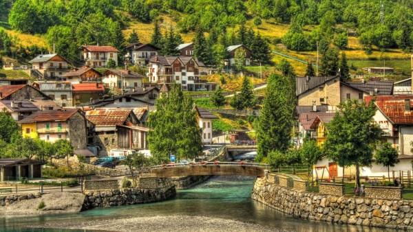 Beautiful French Countryside Hd Wallpaper HD Wallpapers 600x338