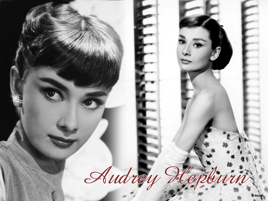 Audrey Hepburn Wallpaper   Classic Movies Wallpaper 6626988 1024x768