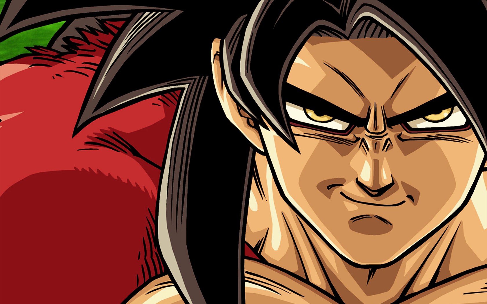 Goku SSJ4 2 Wide Wallpaper   1680x1050 20582 HD Wallpaper Res 1680x1050