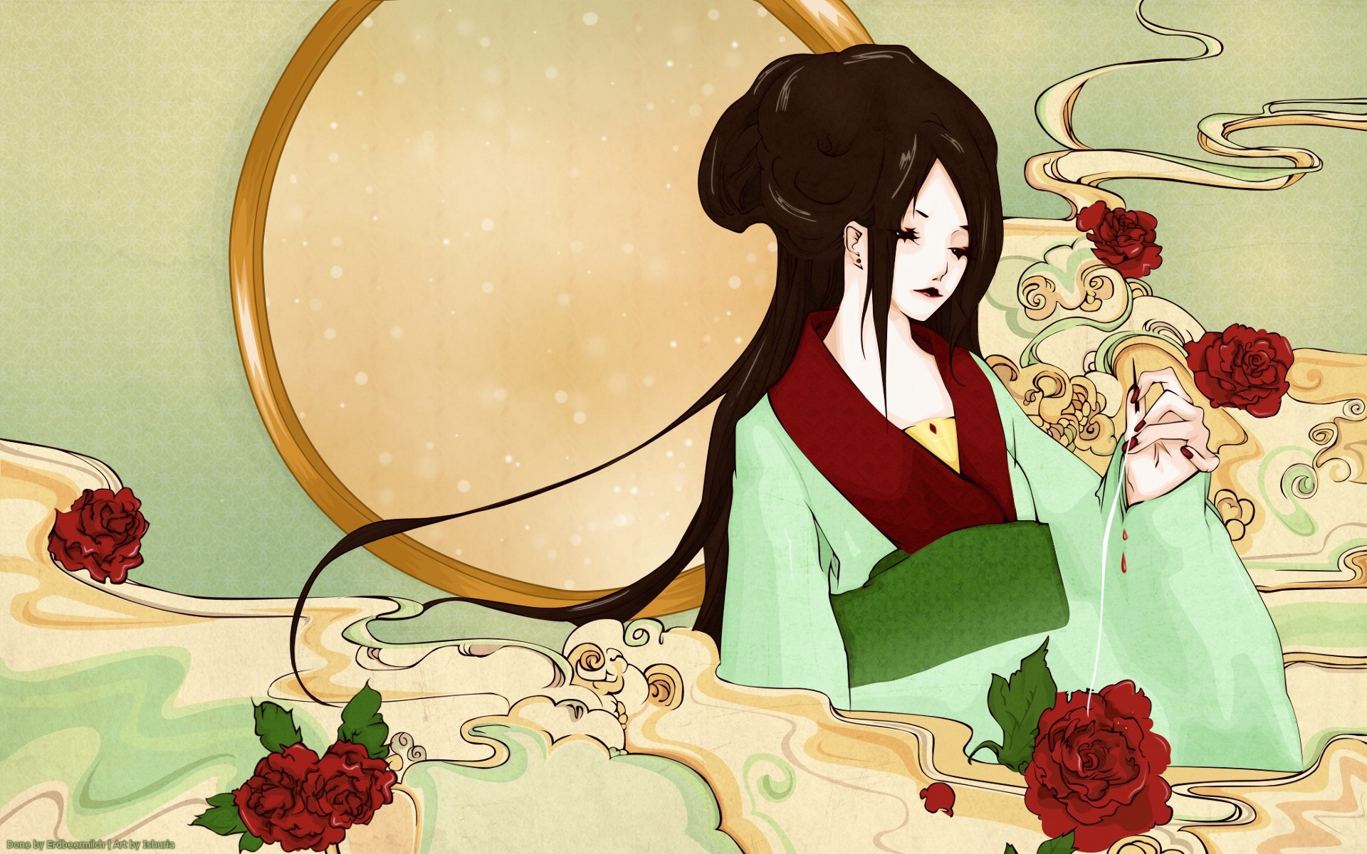 Geisha wallpapers Geisha stock photos 1920x1200