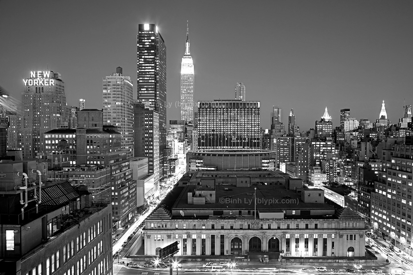 48 Nyc Black And White Wallpaper On Wallpapersafari