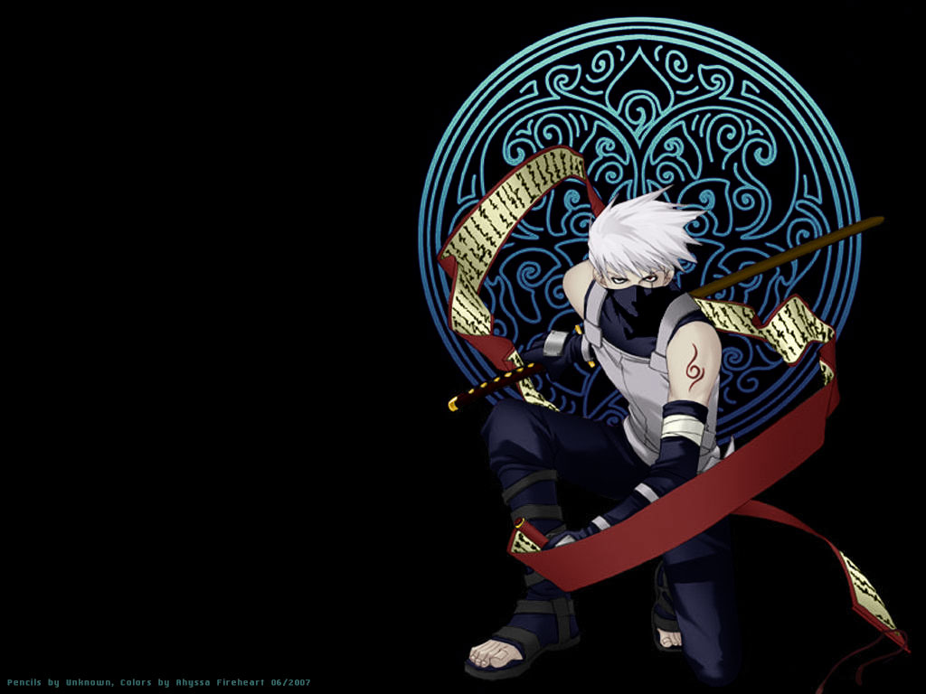 Download image Anbu Kakashi Wallpaper Click To View PC Android 1024x768