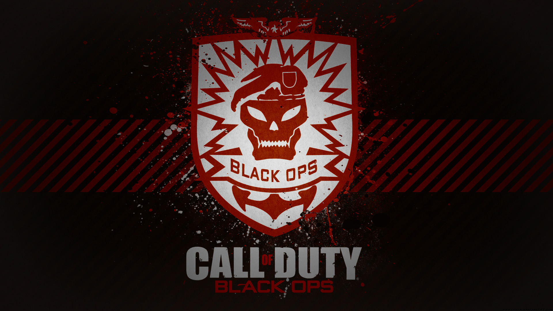 46 Call Of Duty Logo Wallpapers On Wallpapersafari