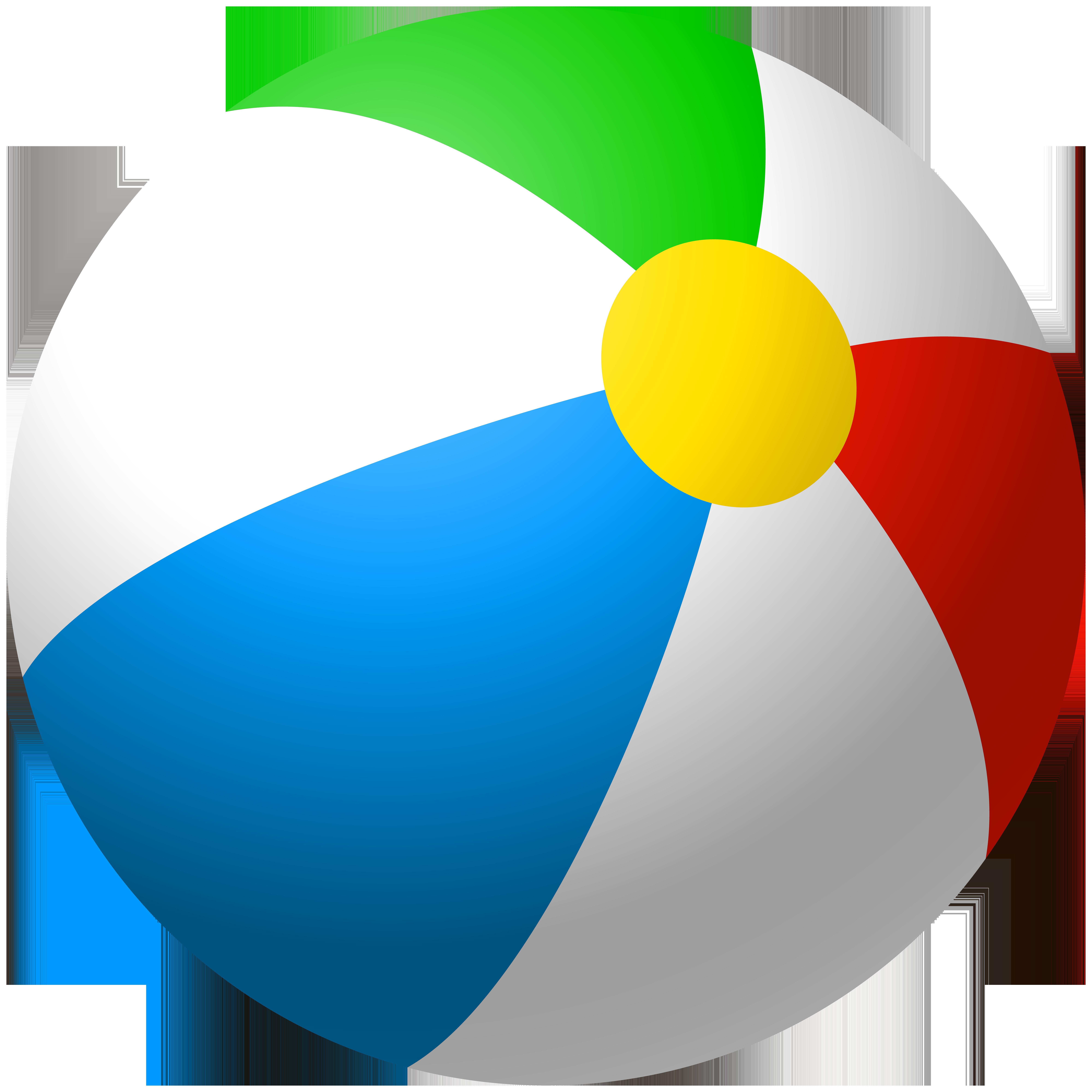 beach ball image - HD8000×8000