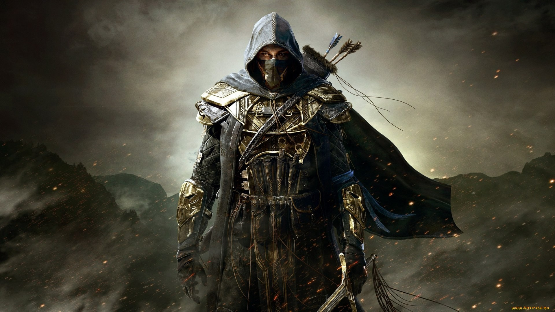 Free Download The Elder Scrolls Online Hd Wallpapers Backgrounds