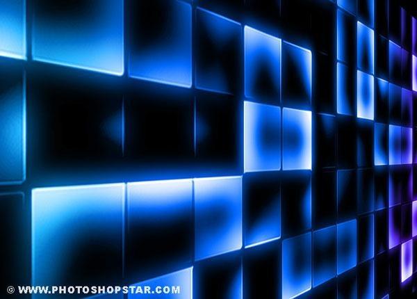 createa a mosaic effect in photoshop 600x430