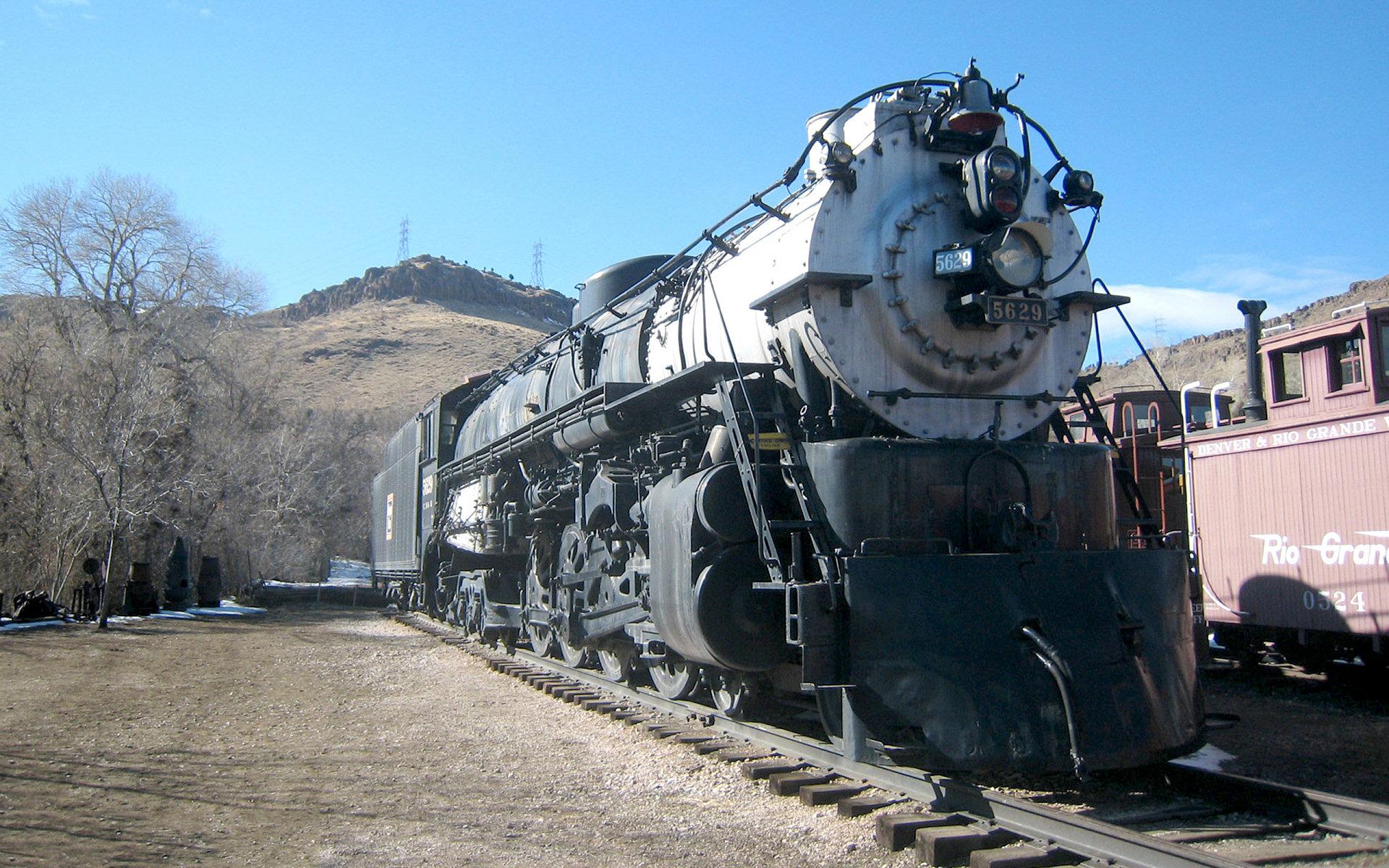 1920x1200 trains steam - photo #6