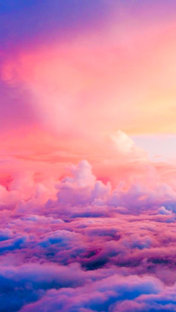 91+ Pink Sky Wallpapers on WallpaperSafari