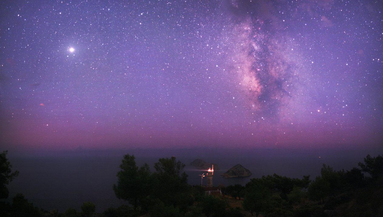 Automatic NASA Astronomy Wallpaper [Linux] Web Upd8 Ubuntu Linux 1263x717