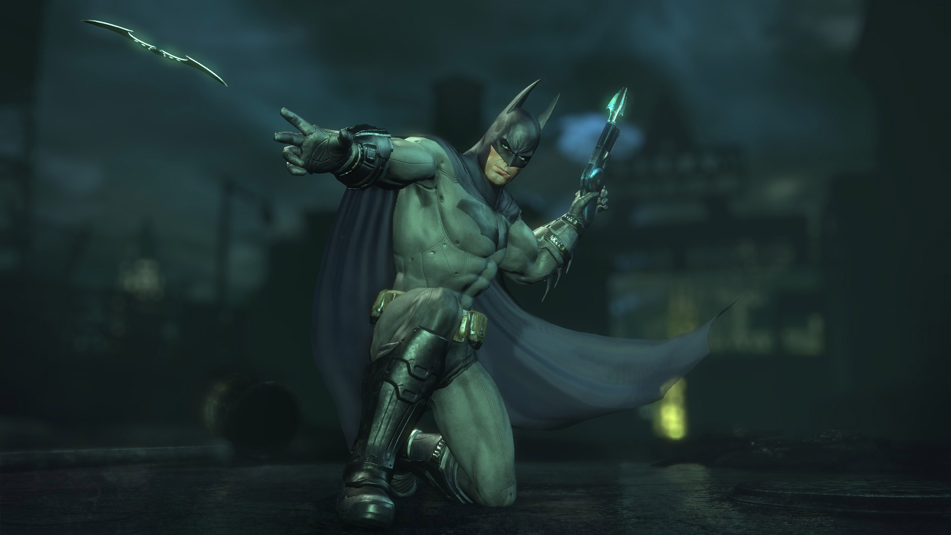 Batman Arkham City Wallpaper in 1920x1080 1920x1080