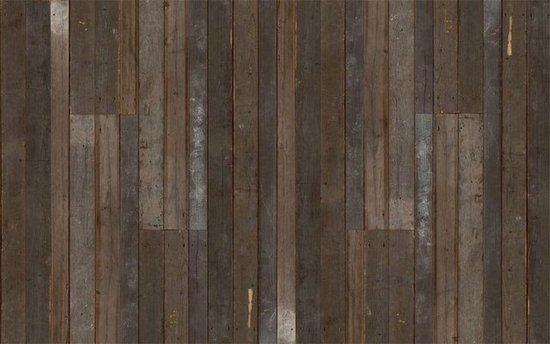 Distressed Wood Look Wallpaper Wallpapersafari