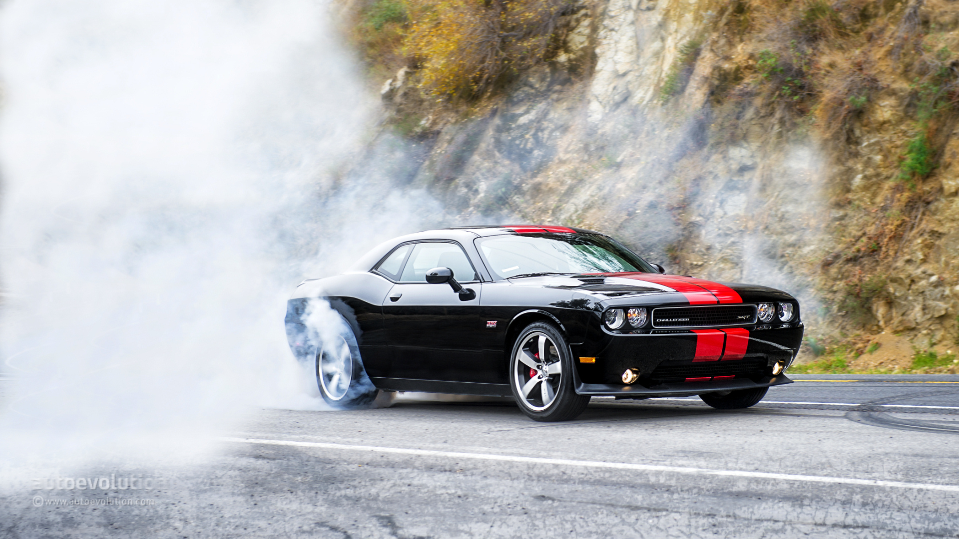 Dodge Challenger SRT8 392 HD Wallpapers 1920x1080