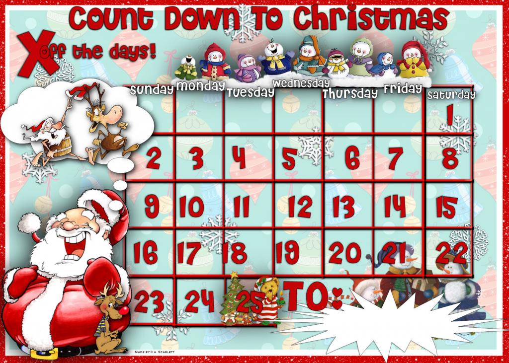 Calendar Countdown Wallpaper : Live christmas countdown desktop wallpaper wallpapersafari