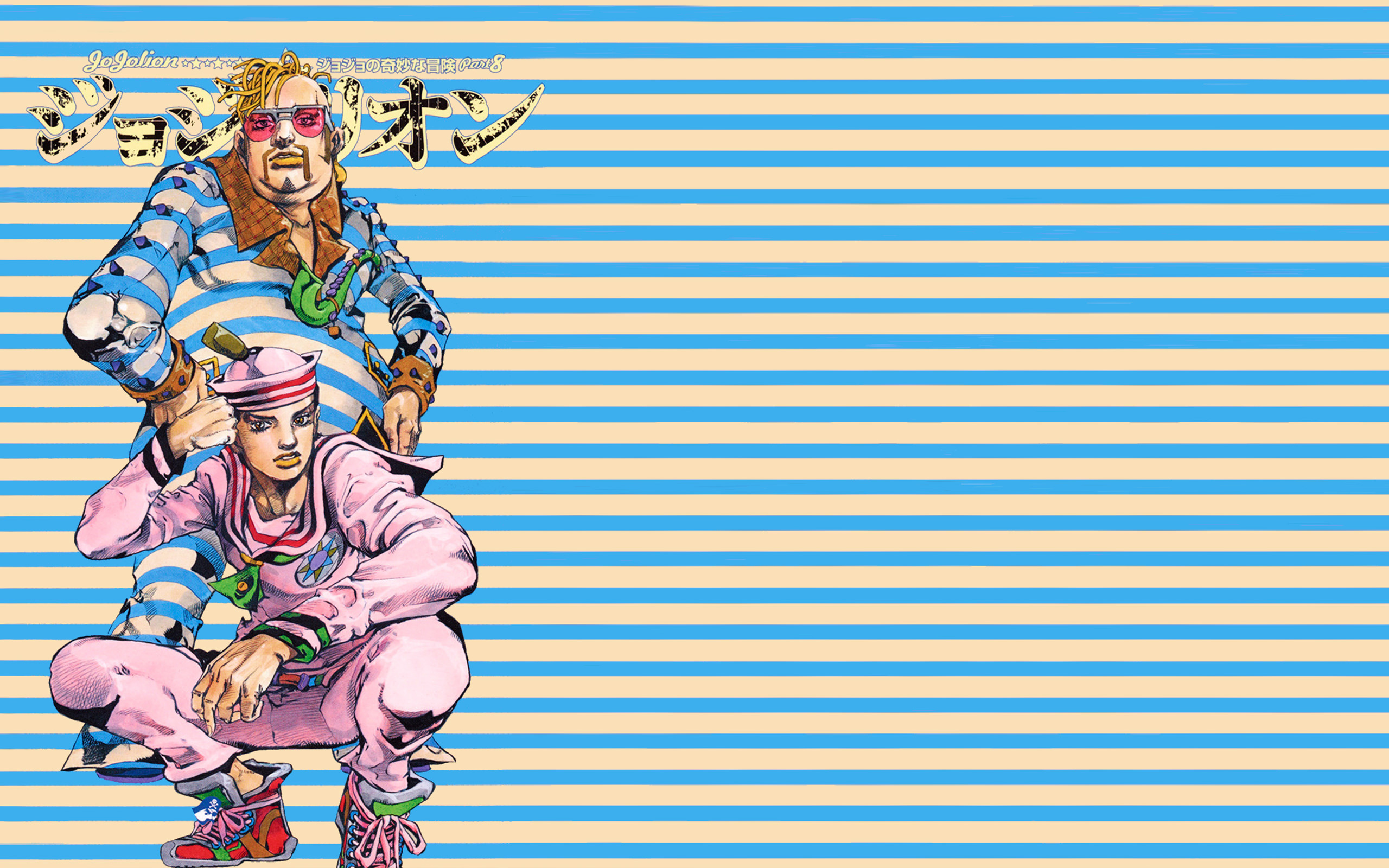 JoJo Wallpaper Dump Part 8 Too dumb to make Jojolion pun   Album 2560x1600