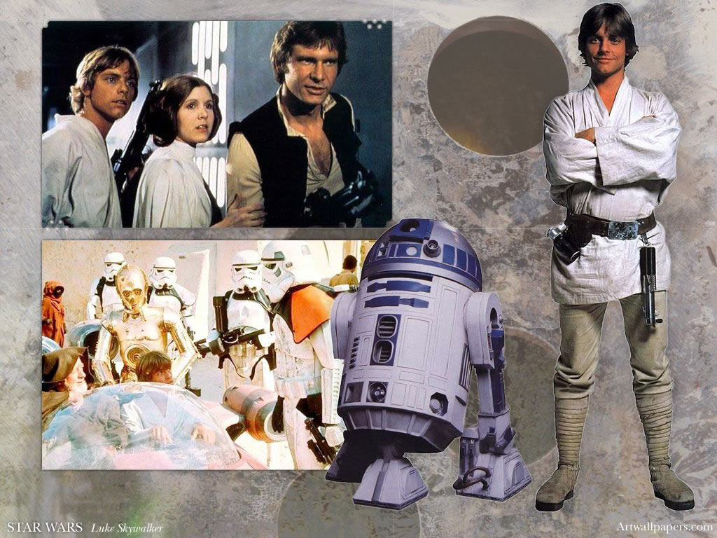 Skywalker wallpaper   Luke Skywalker Wallpaper 25107325 1024x768