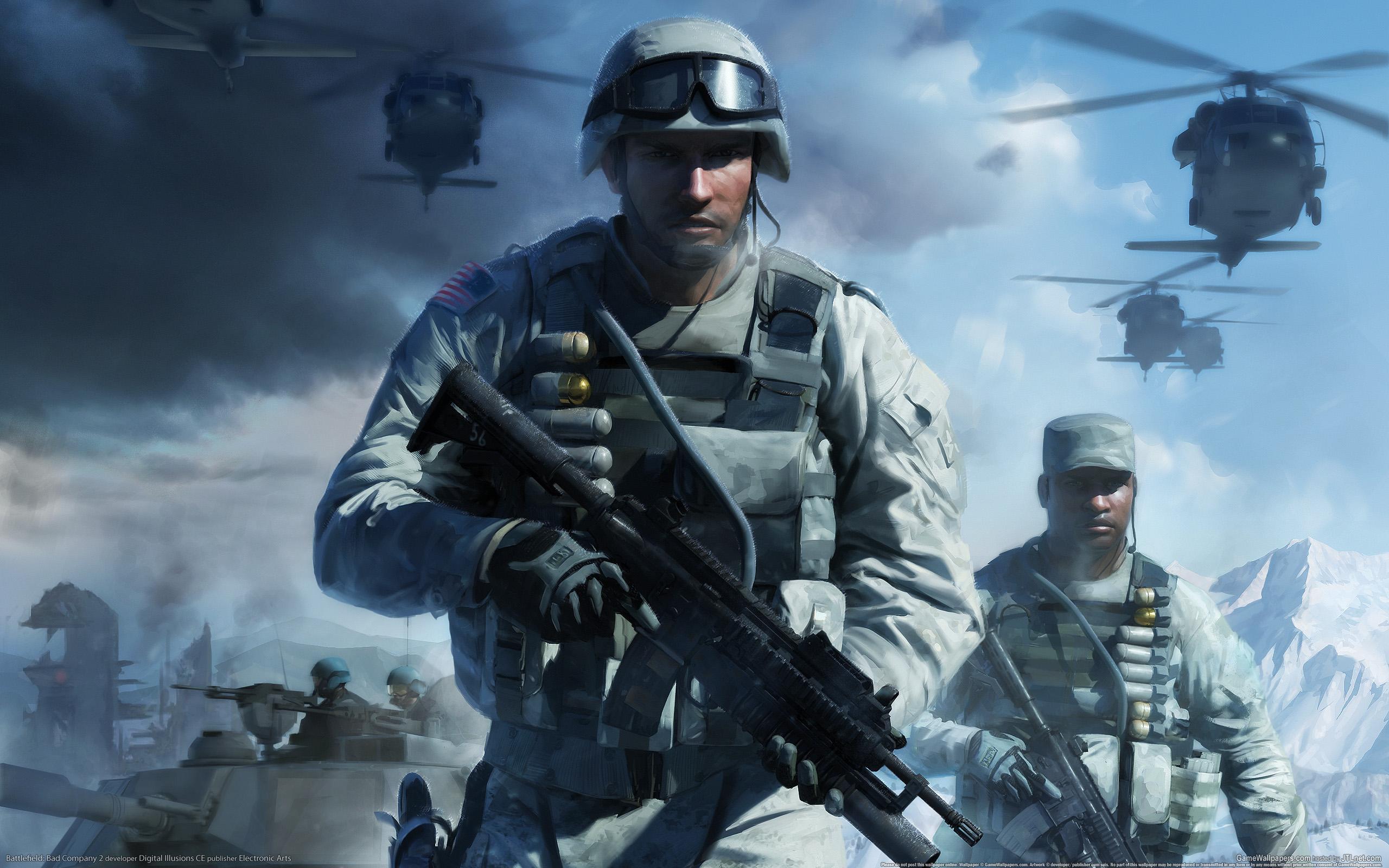 Battlefield 3 Bad Company 2 Vietnam Wallpapers   Taringa 2560x1600