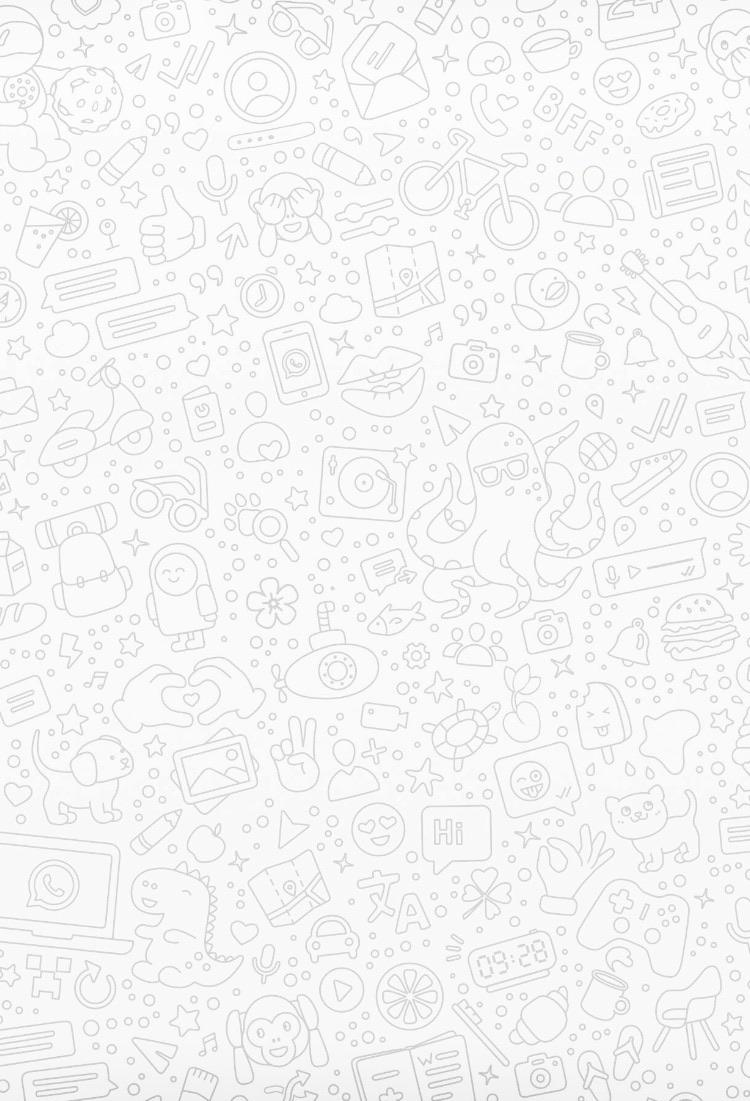 Default WhatsApp background for people who lost it Requested by u 750x1101