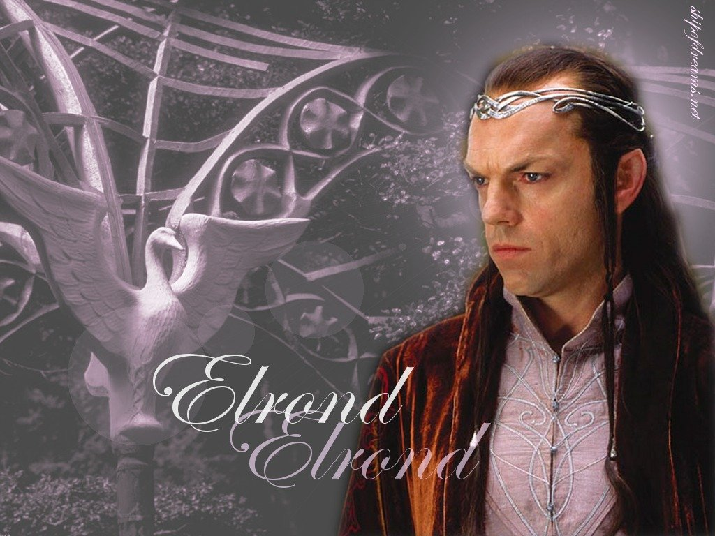 Elrond wallpaper images   Minas Tirith   Lord of the Rings 1024x768