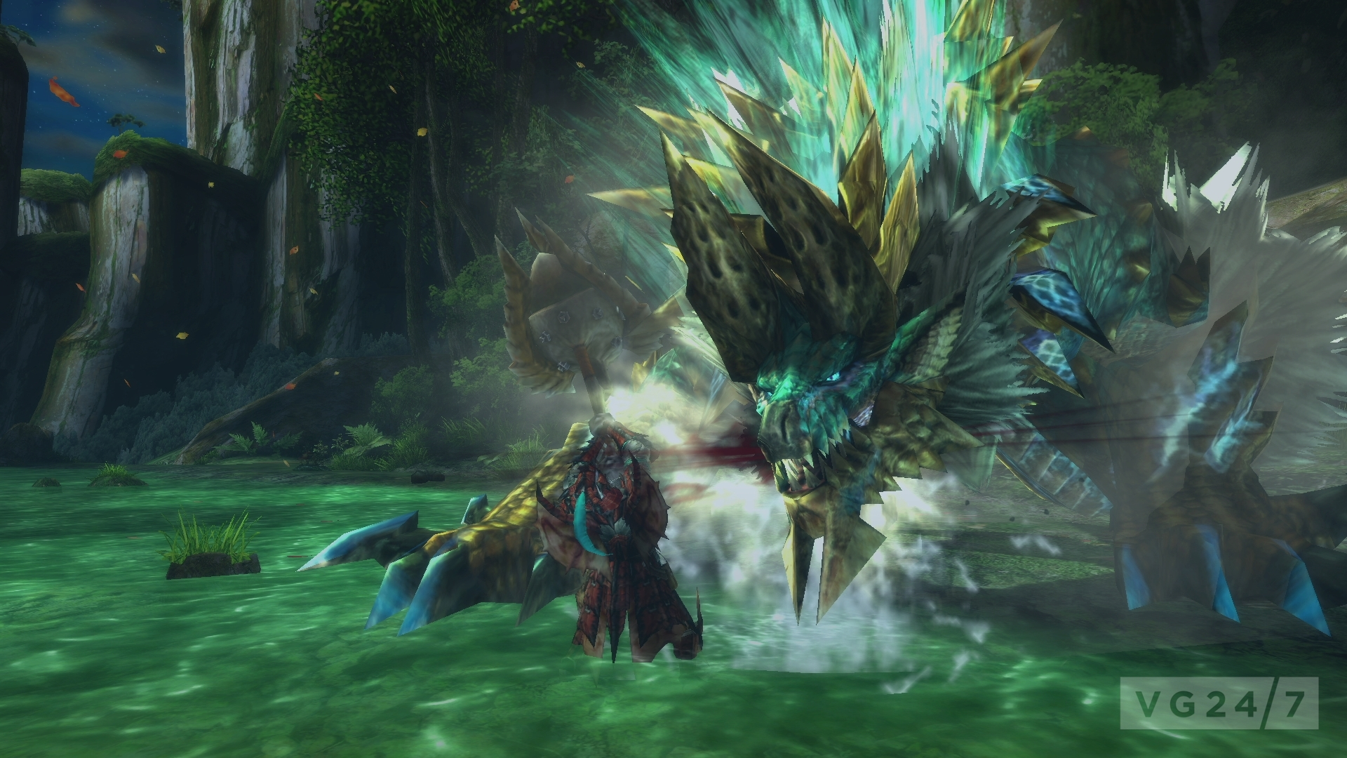 Monster Hunter 3 Ultimate intros continue with Zinogre VG247 1920x1080