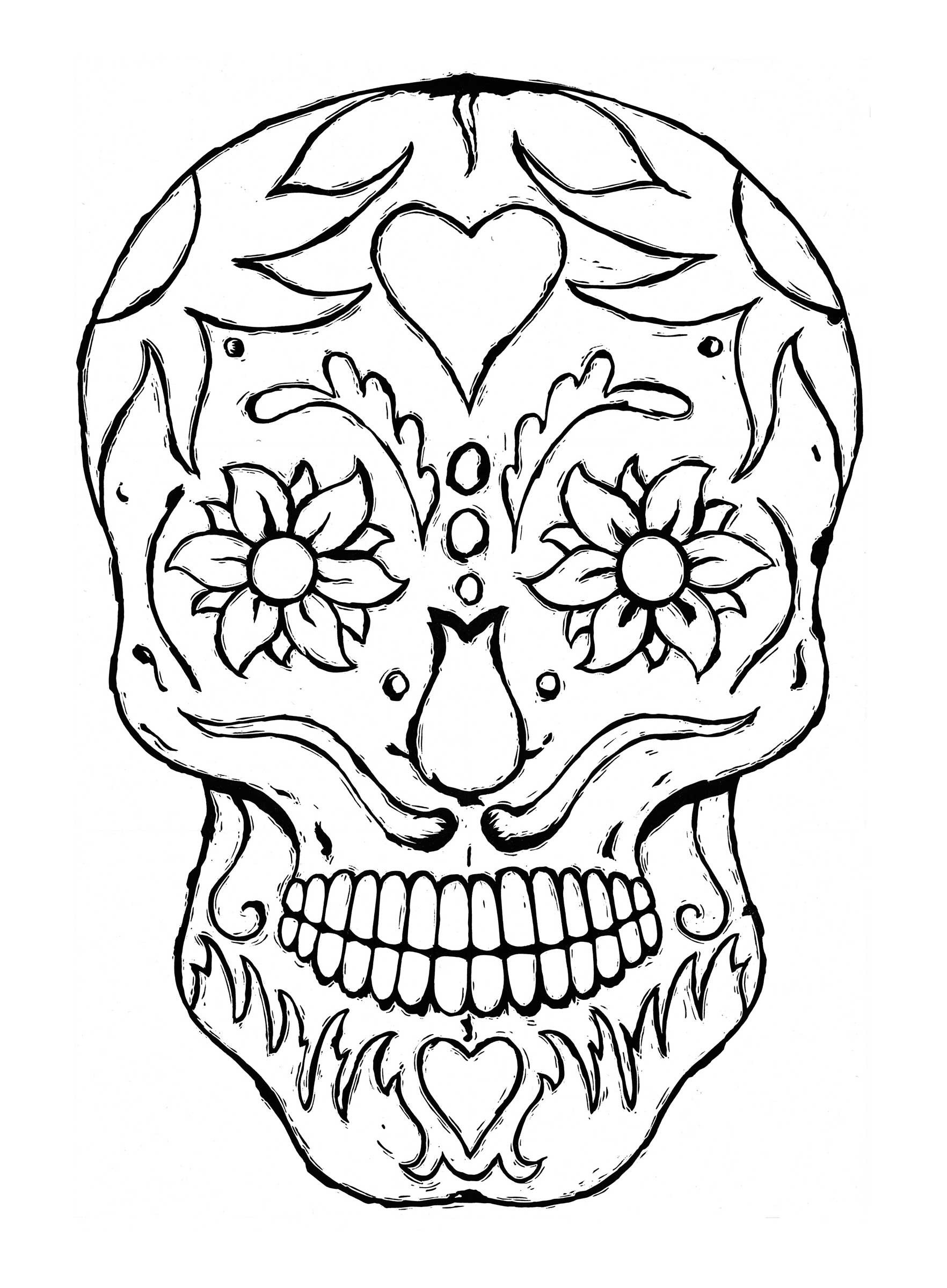 Coloring Pages for Adults   Large Images 1764x2400