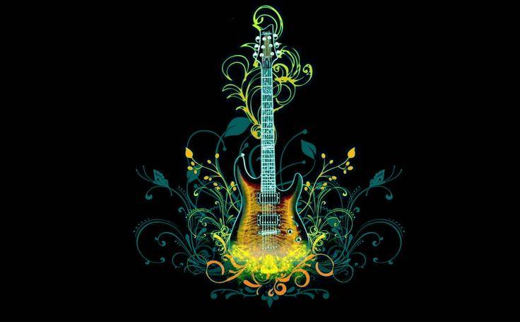 1080P Guitar Wallpaper - WallpaperSafari
