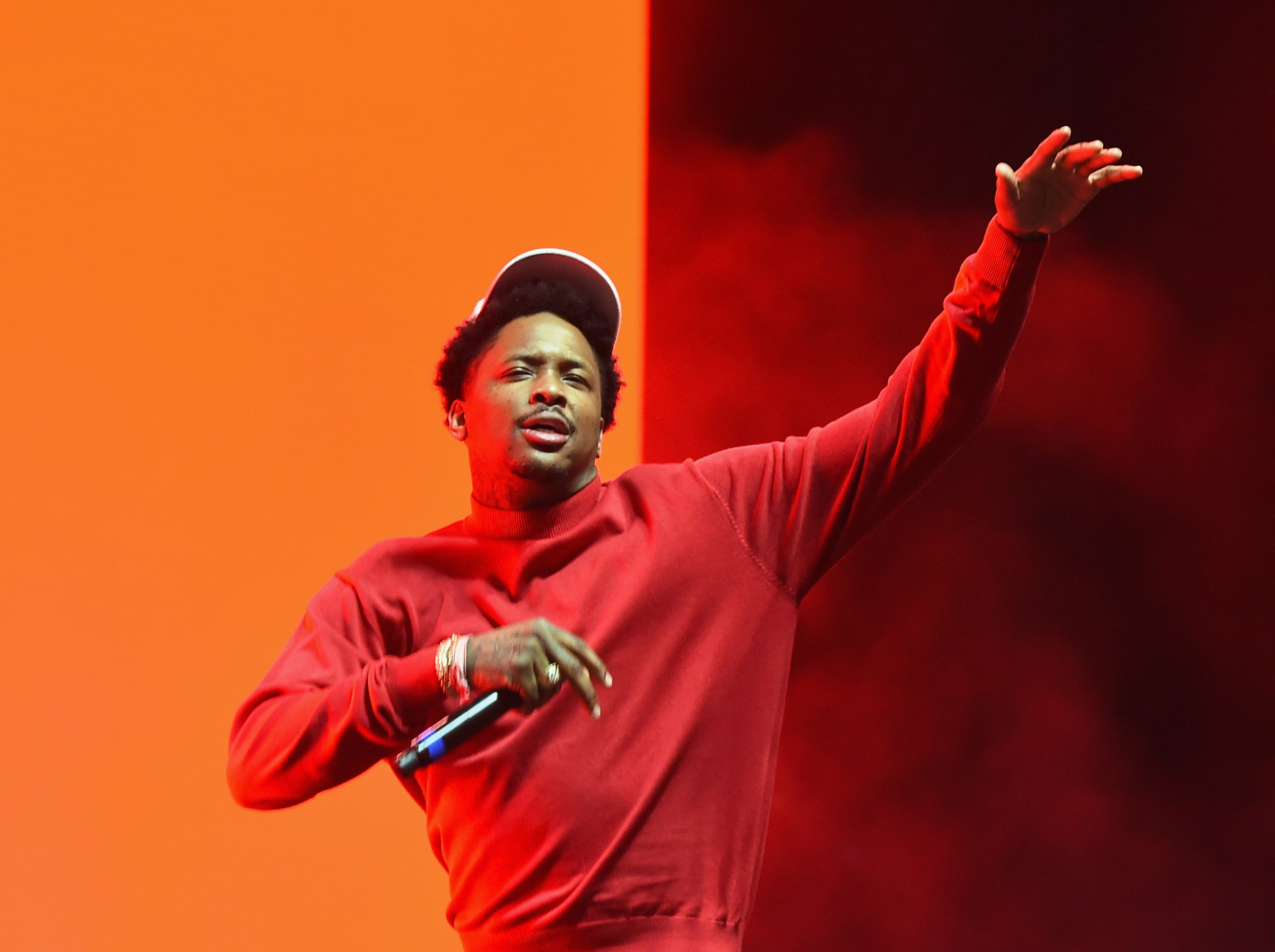 Rapper YG Faces Lawsuit for Allegedly Robbing Assaulting Fan in Vegas 2500x1867