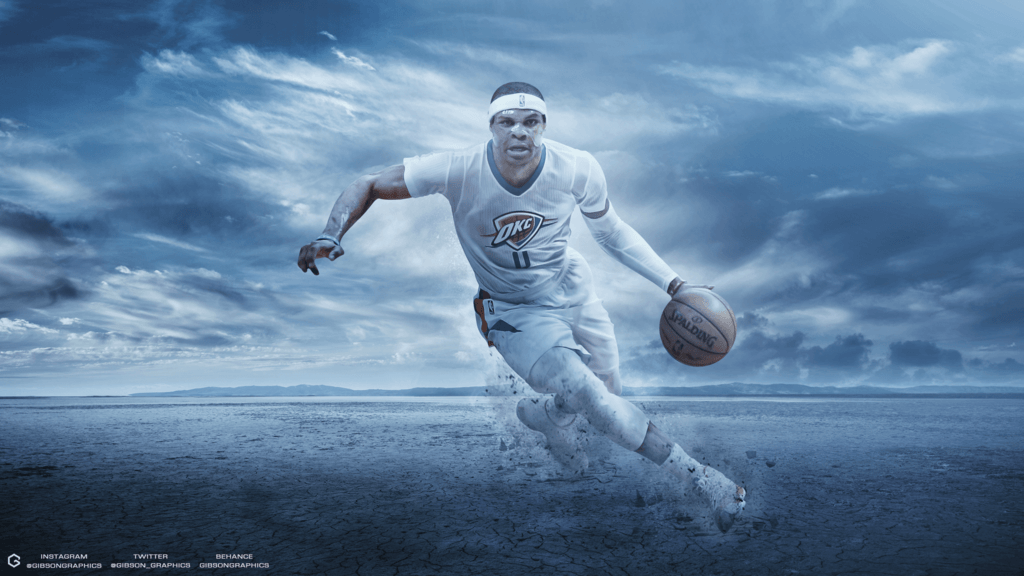 Kevin Durant And Russell Westbrook Wallpapers 2016 1024x576