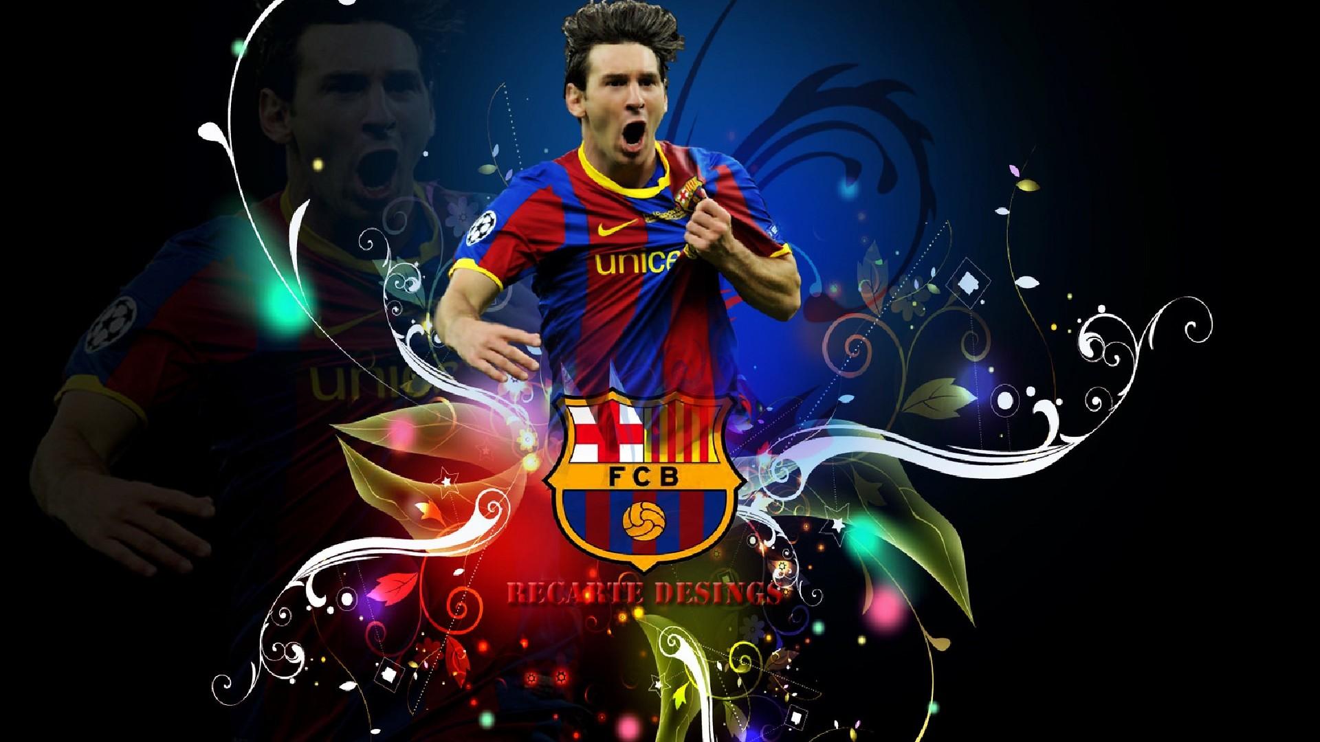 Lionel Messi Barcelona 2013 Wallpaper HD Desktop Lionel Messi FC 1920x1080