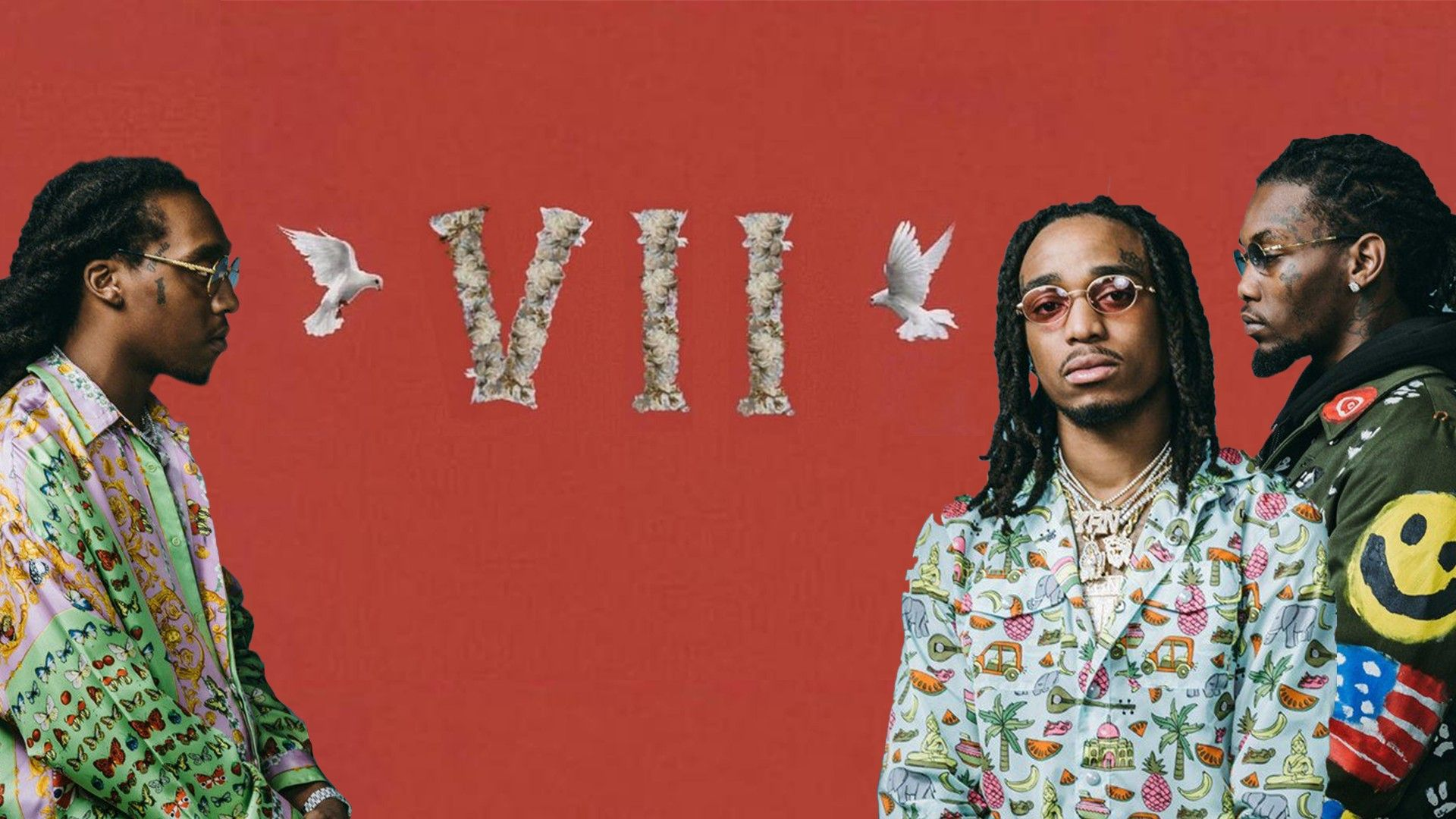 MIgos HD Wallpapers Hip Hop Music Theme Migos Hip hop music 1920x1080