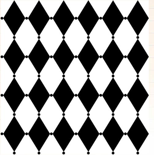 Harlequin Pattern 502x503