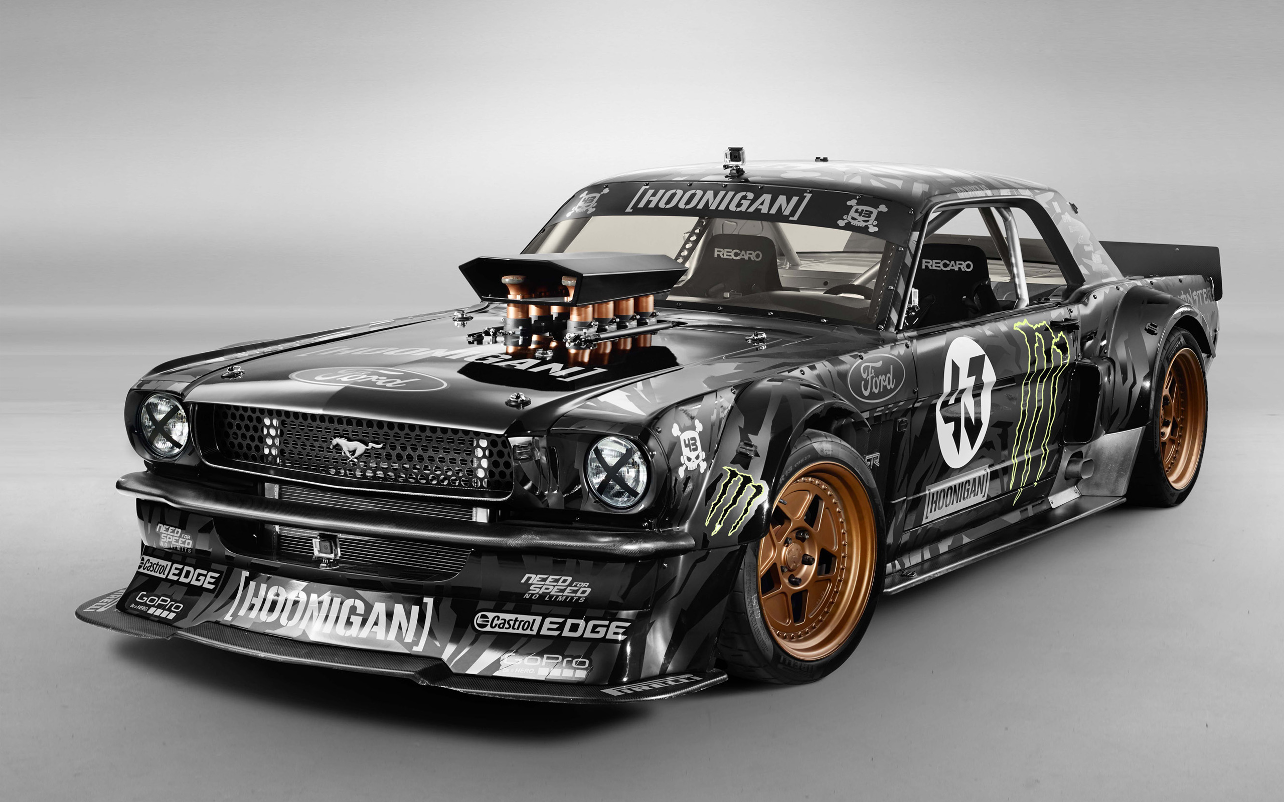 Ken Block Ford Mustang Hoonicorn RTR Wallpaper HD Car Wallpapers 2560x1600