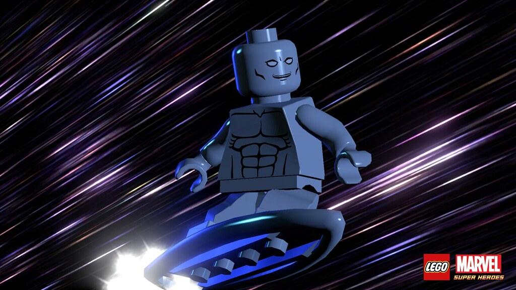 LEGO Marvel Super Heroes Silver Surfer wallpaper surfing w Flickr 1024x576