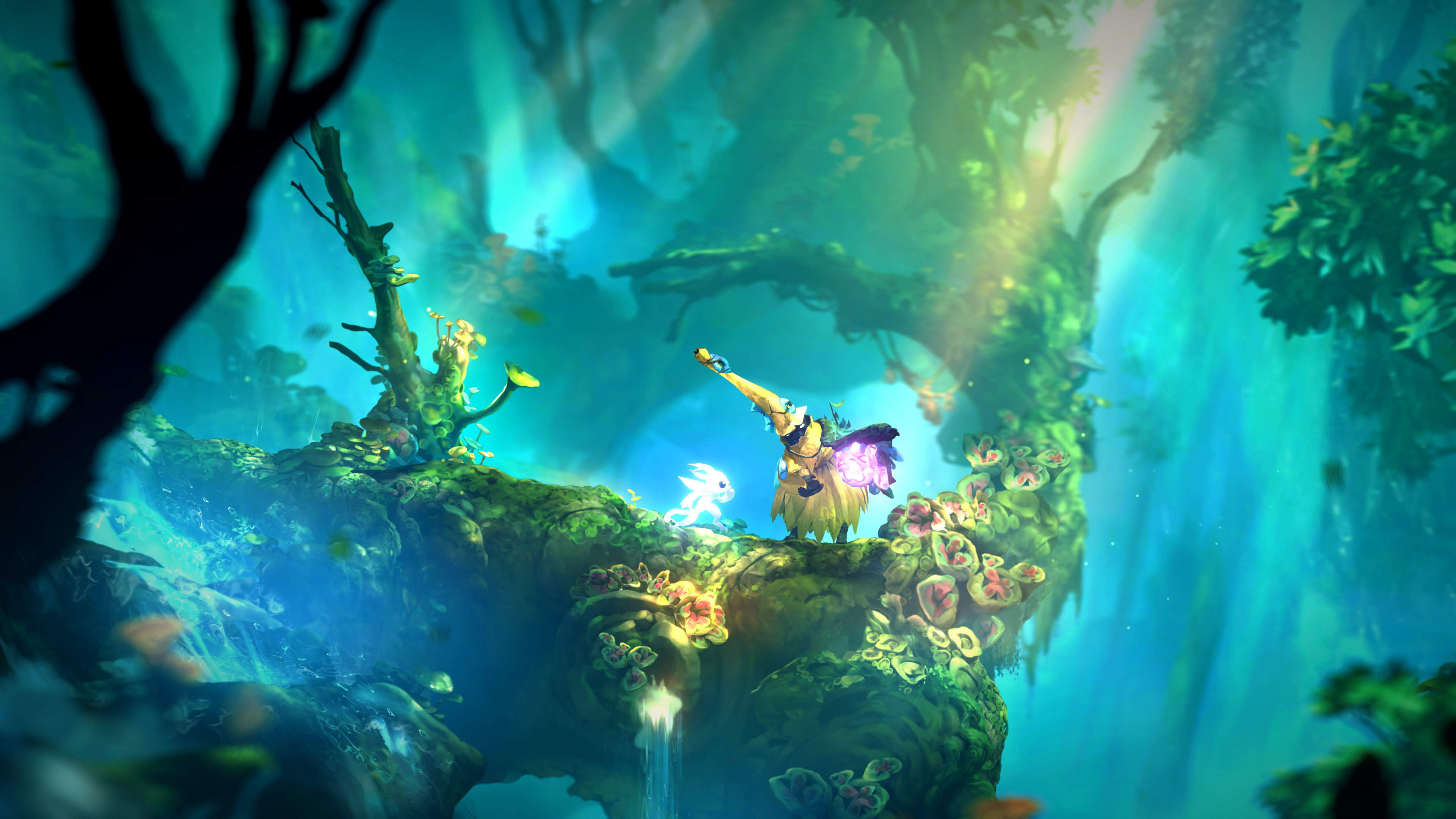 Ori and the Will of the Wisps 4k Ultra HD Wallpaper Background 3840x2160