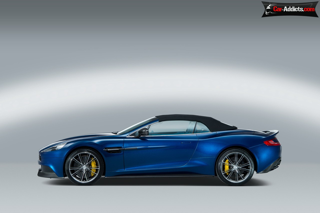 2014 Aston Martin Vanquish Volante   Price Wallpaper Video Info 1280x853