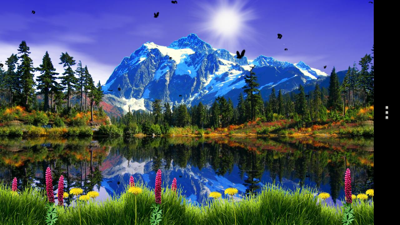 Mountain Lake Live Wallpaper   Android Apps on Google Play 1280x720