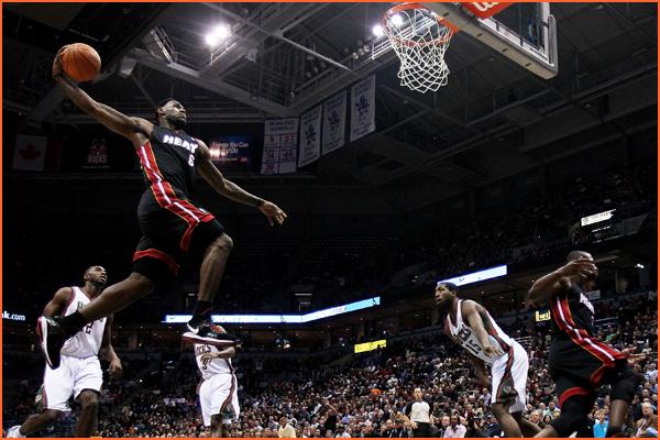 LeBron James and Dwyane Wade Named KIA NBA Eastern Conference Co 600x400